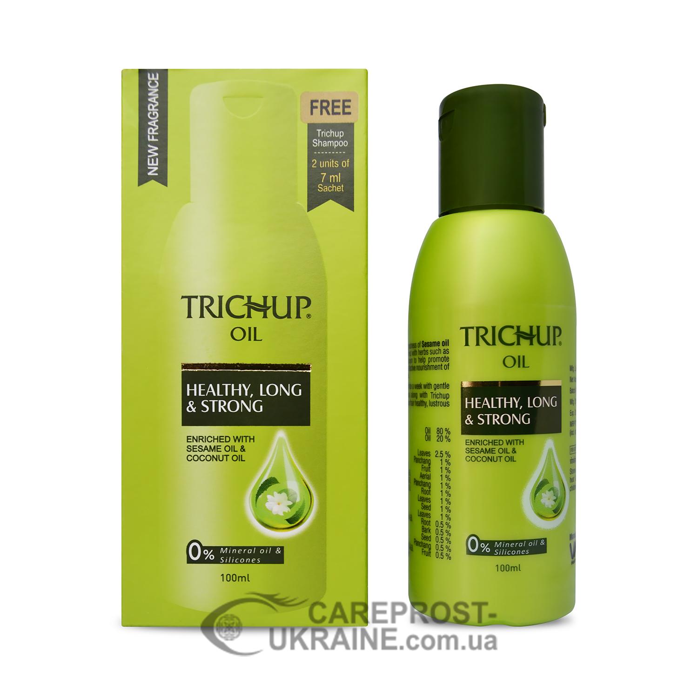 Эффективное масло для волос Тричуп, Васу (TRICHUP OIL, VASU), 100 мл