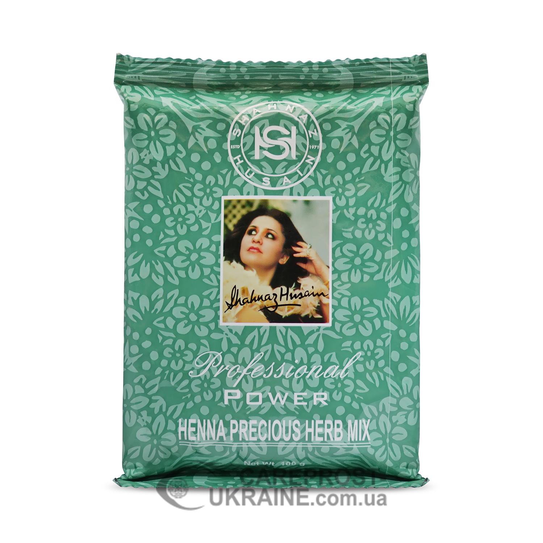 Хна для волос Шахназ Хусейн (Henna Precious Herb Mix Shahnaz Husain),  100 г