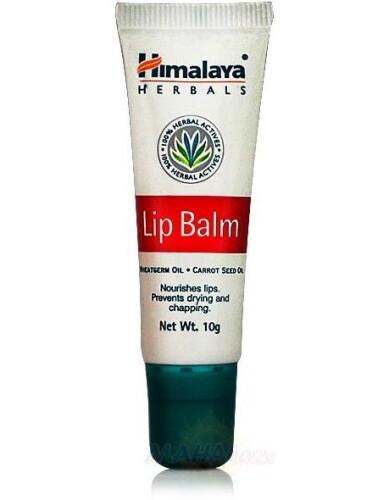 Бальзам для губ Хималая (Lip Balm Himalaya Herbals), 10 г