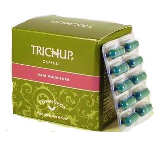 Травяные капсулы Тричуп (Trichup), 60 шт.