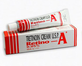 Крем Ретино-А Третиноин 0,05% (Tretinoin Retino-A  0,05%), 20 г
